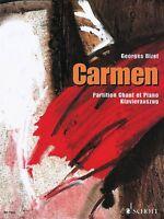 Carmen Vocal Score Corrected Text Schott 049007680