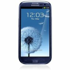 Samsung Galaxy S3 GT-I9300 (Pebble Blue, 16GB) + 6 Months Seller Warranty