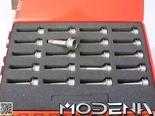 Original Satz Titan Radschrauben Radbolzen Wheel Titanium Bolt Ferrari 430 550