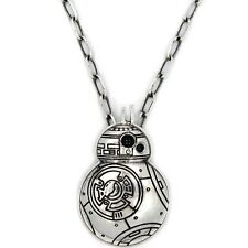 $75 Han Cholo x Star Wars BB8 Pendant Necklace silver