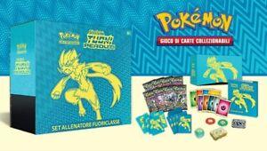 Pokemon Set Allenatore Fuoriclasse Sole E Luna Tuoni Perduti Ita Ebay