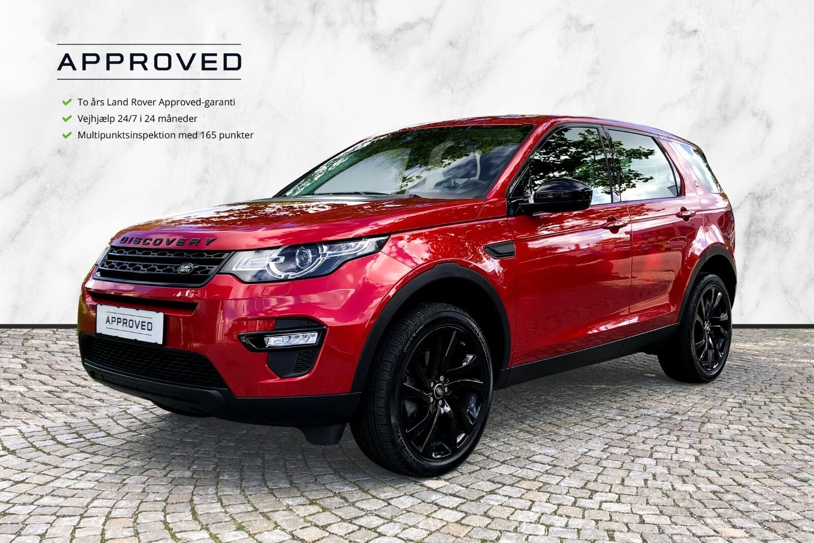 Land Rover Discovery Sport 2,0 TD4 150 Pure aut. 5d
