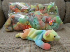 "Ty Beanie Babies-WHOLESALE ONE DOZEN ""Sammy"" the Bear - Retired/New"