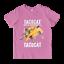 Taco Cat Spelled Backward is TacocatAdult Men Women Graphic T-Shirt