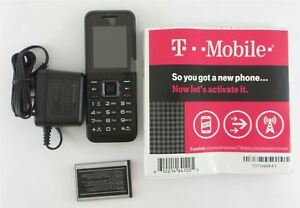 Kyocera-Rally-S1370-T-Mobile-Simple-Mobile-GSM-Unlocked-Cell-Phone-3G-Black-New