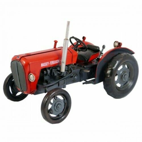 Boyle Massey Ferguson 35 Tractor - Red Vintage Model Collectibles