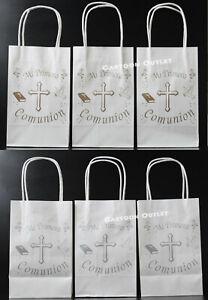 12-FIRST-COMMUNION-PARTY-CANDY-BAGS-FAVORS-PRIMERA-COMUNION-BOLSAS-RECUERDOS