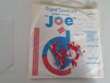 JOE OST JERRY BUTTLER, DEAN MICHAELS HEBREW COVER ISRAEL  ISRAELI P/S