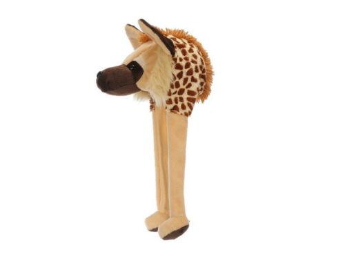 Tier Mütze Plüsch Mütze Hyäne