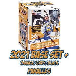 2021 Donruss Racing Nascar Trading Cards Rookie Orange Grey  *PICK A CARD*