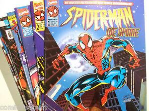 Auswahl-SPIDER-MAN-1-47-Vol-1-Marvel-1997-2000-Neuwertig