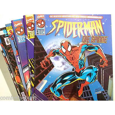 Auswahl = SPIDER-MAN # 1 - 47 ( Vol.1, Marvel 1997-2000 ) Neuwertig