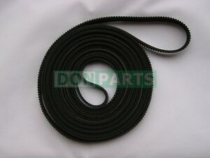 "1x Carriage Drive Belt 42"" for Encad NovaJet 500 600e 700 750 42"" 207476 NEW"