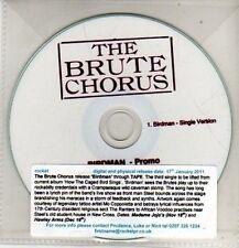 (CM804) The Brute Chorus, Birdman - 2011 DJ CD