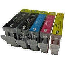 5 Compatible CANON PGI-5 and CLI-8 with CHIP / CHIPPED