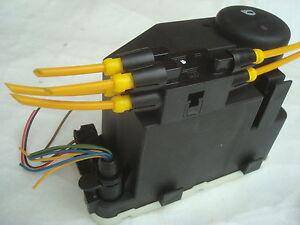 Mercedes 0132006328 w124 Bosch Vacuum Power Supply Pump Lock