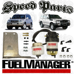 Details about FM613DPK Fuel Manager Kit Toyota Landcrusier 100 Series -  Protects Injectors