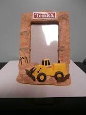 "Tonka Truck Bulldozer Picture Fame 3"" x 4"""