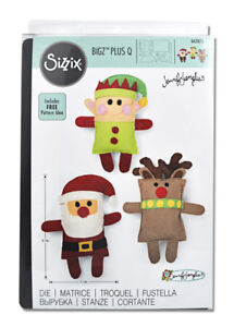 Sizzix-Bigz-Plus-Q-Die-Santa-Elf-and-Reindeer-Cutting-Die-662613