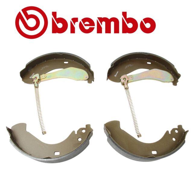 Brembo S83553N Rear Drum Brake Shoe