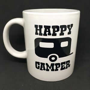 Image Is Loading HAPPY CAMPER Caravan Vinyl Decal Sticker Great For