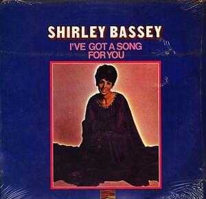 SHIRLEY-BASSEY-i-039-ve-got-a-song-for-you-SLS-50151-sealed-copy-uk-sunset-LP-PS