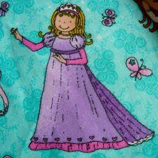 Prinzessin Applikationen nähen patchwork Kleid Stoff