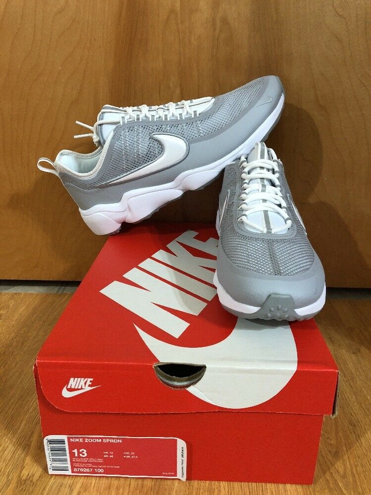 BRAND NEW   Mens Nike Air Zoom Sprdn Running Shoes/size 13/stately