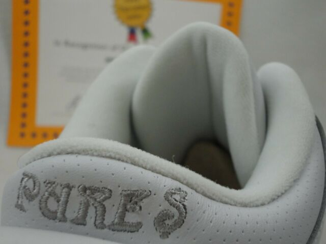 83e75a35f9a186 Nike Air Jordan 3 Retro Pure Money White   Metallic Silver 2007 Size ...