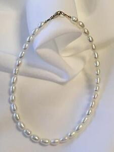 Genuine-Freshwater-Pearl-Bracelet-or-Anklet-2787-Plus-Sizes-too