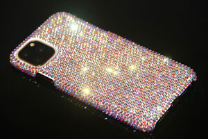 Details about Bling Diamond Case Crystals Cover For iPhone 11 Pro Max WITH  SWAROVSKI ELEMENTS