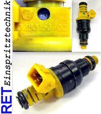 Einspritzdüse BOSCH 0280150702 Alfa Romeo 155 164 2,5 3,0 gereinigt & geprüft