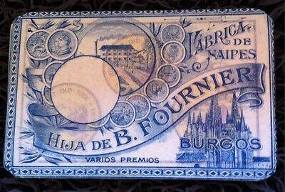 Fournier Baraja fournier manara