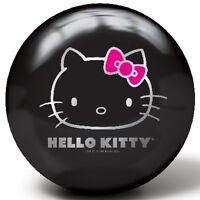 Brunswick Hello Kitty Black Viz A Ball Bowling Ball 1st Quality