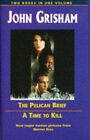 John Grisham Omnibus:  Pelican Brief ,  Time to Kill by John Grisham (Hardback, 1996)