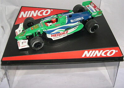 Spielzeug Special Section Ninco 50319 Slot Car Lola Ford #55 Herdez Wettbewerb M.dominguez Mb Invigorating Blood Circulation And Stopping Pains