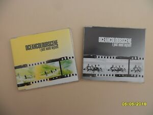 Ocean Colour Scene 'I Just Need Myself' CD1 & CD2 singles 2003 pairing
