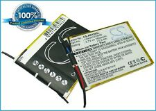 3.7V battery for Archos 43 Internet Tablet Li-Polymer NEW