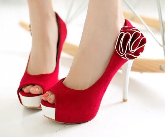 Tacón alto Pleaser Schuhes Zapatos señora