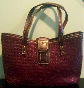 Women-s-Brown-Straw-Hand-Bag