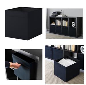 IKEA DRÖNA Fach schwarz Box Expedit Kallax Aufbewahrungsbox Kiste 33x38x33cm NEU