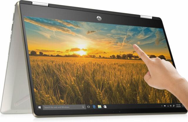 """NEW HP 14"""" Full HD Touch Screen Intel i5-10210U 4.20GHz 256GB SSD 8GB RAM Win10"""