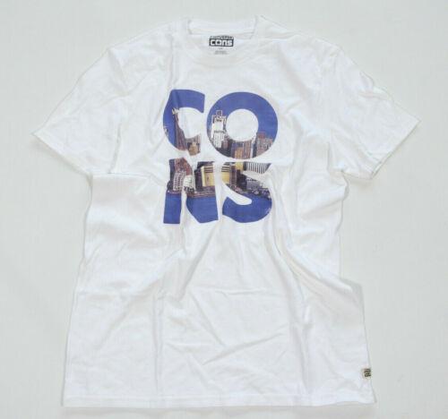 Converse Mandrini Skyline Nuovo T Bianco h2 M All Cons Tg shirt Uomo Star EEHWwB1q