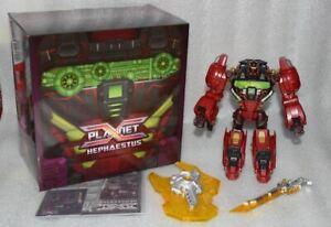 New-Transformers-Planet-X-PX-06B-TFCON-Hephaestus-FOC-Grimlock-in-Stock