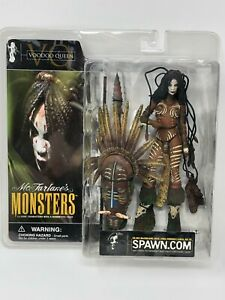 McFarlane Toys Voodoo Queen McFarlanes Monsters Action Figure