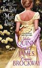 The Lady Most Likely...: A Novel in Three Parts von Connie Brockway, Julia Quinn und Eloisa James (2010, Taschenbuch)