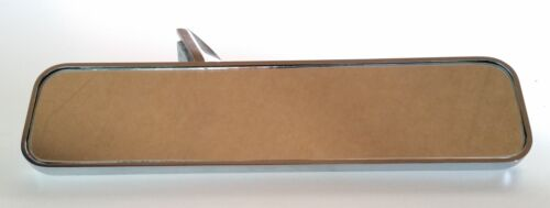 STAINLESS INTERIOR REAR VISION MIRROR LINES 4013
