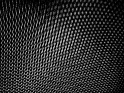 "Black Ballistic 1680D Nylon Fabric 60/"" Wide Cordura Water Repellent Coated DWR"
