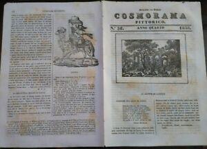 1838-COSMORAMA-GROTTE-DI-CATULLO-A-SIRMIONE-VEDUTA-DI-PARMA-ANTONIO-GENOVESI