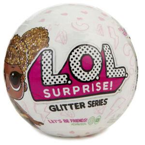 Lol Surprise Glitter Series Big Sister Tots Doll Ball Ultra Rare